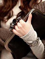 Falidi® Women'S Skull Ring Bag Fashion Handbag