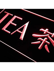 j988 Tea Chinese Word Neon Light Sign