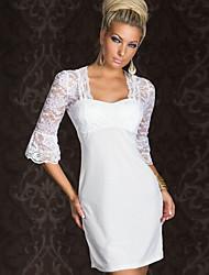 Oumeili Fashion Slim Bodycon Dress