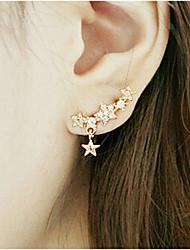 décoration boucles d'oreilles miki dames
