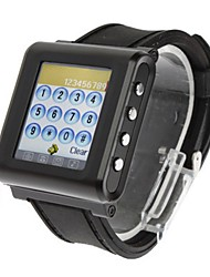 ak812 Aoke 1.44 '' touch screen intelligente orologio telefono cellulare con slot per sim card + sos