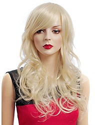 Blonde Long High Quality Synthetic Hair Wig