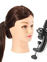 cabeleireiro cabeça manequim feminino