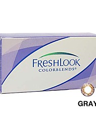 Ciba FreshLook Colorblends Gray  (2 lens / box)(Zero Degree)