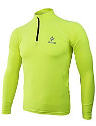 Arsuxeo Elastic Sports Long Sleeve Top_33