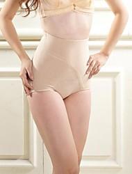 la moda del color puro de la cintura alta posparto de las mujeres a mejorar la formación de las bragas caderas