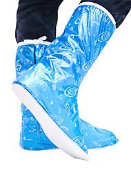 chaussures pour femmes pvc couvertures pour jour de pluie d'une paire