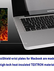 Silver Ultra Slim Wrist Rest Palm Guard For Apple Macbook Air 13.3'' Or Pro 15.4''