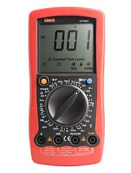 UNI-T UT58C Стандартный Электрические Цифровой мультиметр Вольт Ампер Ом Гц Температура метр тестер