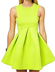haoduoyi ™ рукавов мини-платье