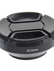 40.5mm Metallweitwinkel Gegenlichtblende für Sony sel 16-50 / NEX-6 / Nikon v1