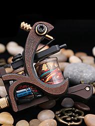 Compass® Tattoo Machine Paul Shader 10 Wraps Steel Frame