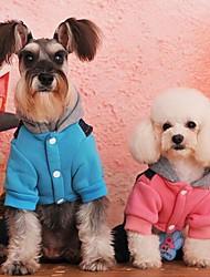 Fashion Cowboys strap pet sweater suit(Assorted Size)