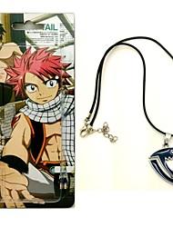 сказка саблезубые тигры панк-стиль черный пу косплей ожерелье