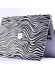 Hot Selling Zebra Pattern Foldable PC Body Protact Case for 13.3 Macbook Pro
