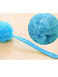 Multifunctional Handle Massage Bath Ball (Random Color)