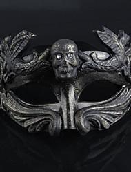 dangereux démon ps masque noir Halloween