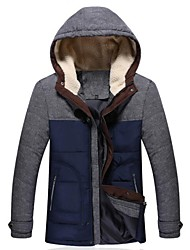 Men's Warm Coat Jacket
