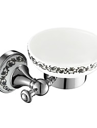 Bathroom Accessories Solid Brass Soap Dish Holder