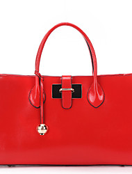 Solid Color All Match Multi-Function Handbag