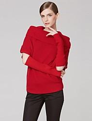 OSA® Women's Autumn New Bat Sleeves Loose Blouse Sweater