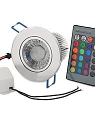 Suspensions/Plafonniers (RGB/Couleurs changeantes , Radio Télécommandé) - Suspensions Retrofit - 9 AC 85-265