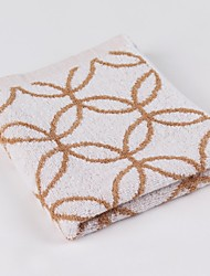 Thouse®Copper Jacquard Wash Towel  100% Cottonl   34cm*75cm