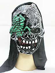 HOLO Halloween Dance Party Wear Mask(Random Color)