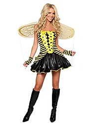 Performance Bumble Bee girl Sexy Costume