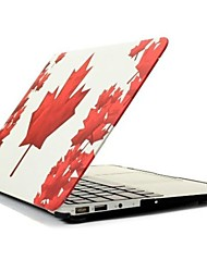 New Maple Leaf Pattern Body Protact Case for 13.3 Macbook Air