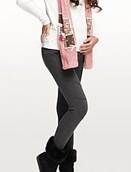 Pantalon femme ( Mélanges de Coton ) Slim - Epais - Elastique