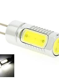 4 W 4 COB 300 LM Cool White T Bi-pin Lights DC 12 / DC 24 V