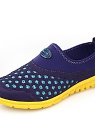 Chaussures femme ( Bleu/Rose/Pourpre ) - Tulle - Marche