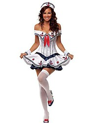 Costume Cosplay Clothing Include Headwear,Dress,Handwear