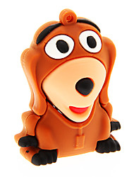 zp61 64gb cartone animato cane bello usb 2.0 flash drive