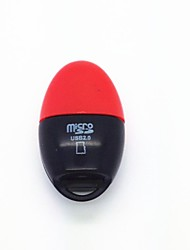 MB01 Mini USB Micro SDHC Memory Card Reader