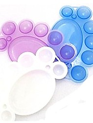 Paleta de arte de uñas 1pc (color al azar)