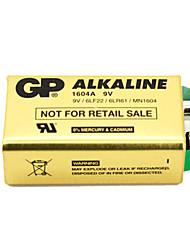 GP 6LR61 One-time 9V Alkaline Battery