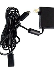 US AC Power Supply Cable Cord Adapter for Microsoft Xbox 360 Kinect Sensor Camera