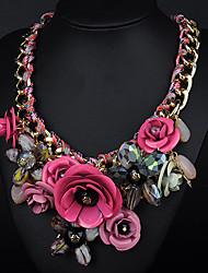 Луна году сплав algam ожерелье женщин