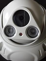 hdd® 1200 TVL 1 / cmos 3inch extérieure caméra dôme réseau ir