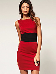 Jimi Women's European Sleeveless Dress