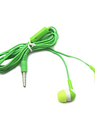 In-ear Earphones Auricolari Cuffie con microfono per Apple iPad iPhone iPod