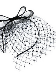 Women's Tulle Headpiece - Special Occasion Birdcage Veils