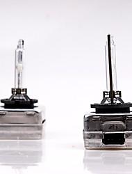 2 pièces D1C D1S 5000k 12v 35w Xenon HID ampoules de remplacement pour projecteurs