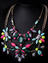 conjuntos de colar jóia lua ano das mulheres