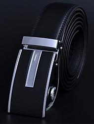 L.WEST Business Casual Automatic Buckle Belt J423-1
