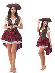 robe sexy pirate halloween adulte costumefor carnaval des femmes