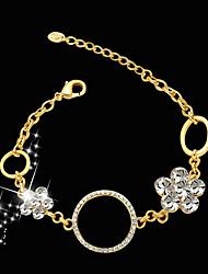 T&C Glaring Crystal Sparkling Bracelet TCB0019A1