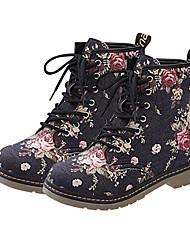 ho&impression floral bottes chalazes des femmes ob